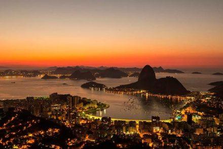 Бразилия, Рио де Жанейро, туры в Бразилию